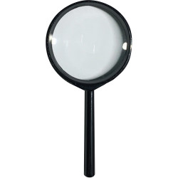 Stat Magnifying Glass 90mm Black