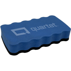 Quartet Whiteboard Eraser Magnetic Basic Blue