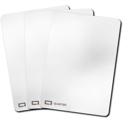 Quartet Flex Whiteboard A4 Double Sided White