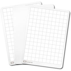 Quartet Flex Whiteboard A4 Double Sided Grey