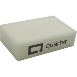 Quartet Flex Whiteboard Eraser Foam White