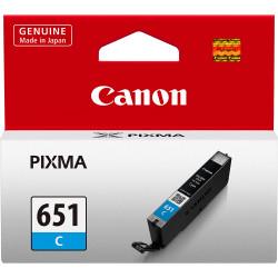 Canon CLI651C Ink Cartridge Cyan