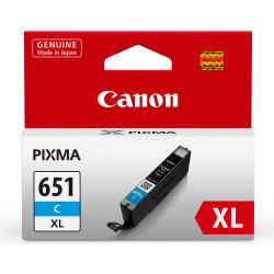 Canon CLI651XL Ink Cartridge High Yield Cyan