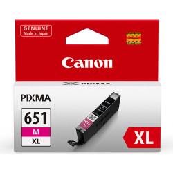 Canon CLI651XL Ink Cartridge High Yield Magenta
