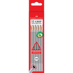 Faber-Castell 2001 Eco Grip Pencil Triangular Grip HB