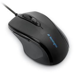 Kensington Pro Fit Mid Size USB Mouse Wired Black