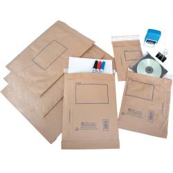 Jiffy SP1 Padded Bag 150x225mm Self Sealer Pack Of 10