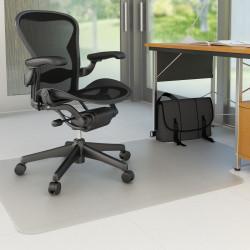Marbig Hard Floor Chairmat Small 91x121cm Clear