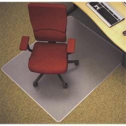 Marbig Anti-Static Chairmats Rectangular 116x152cm Clear