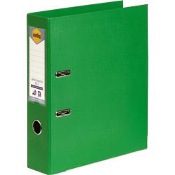 Marbig Linen PE Lever Arch Binder A4 75mm Green