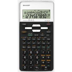 Sharp EL-531THBWH Scientific Calculator White